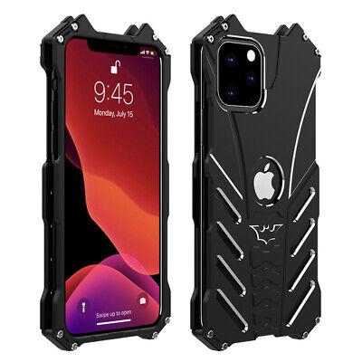 Aluminum Metal Armor Bumper Cover Case For iPhone 7 8 Plus XI 11 pro Max X XS XR