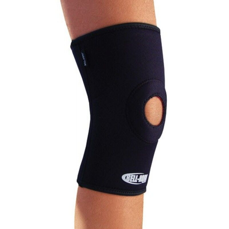 Bell Horn ProStyle Knee Sleeve Brace Support Open Patella St