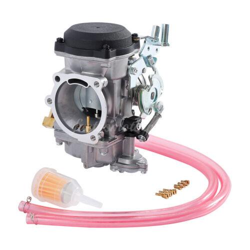 New CV 40mm Carburetor For Harley-Davidson Sportster 883 1200 Electra Glide
