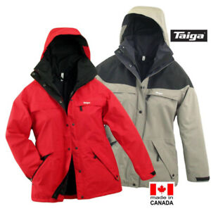 Wanted: used Taiga jacket, male or female, any size