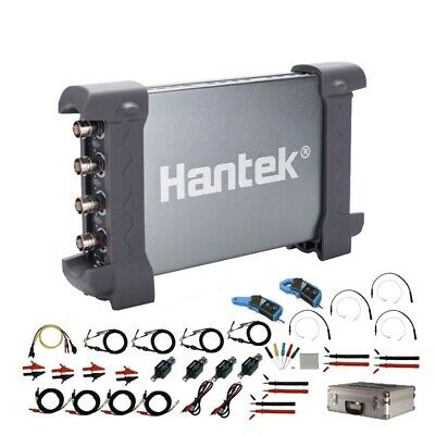 4 Channel Oscilloscope Hantek Automotive Usb Oscilloscope 70mhz 1gsas Sampling
