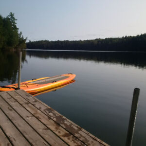 3 BEDROOM COTTAGE ON BEAUTIFUL CLEAR HALIBURTION LAKE