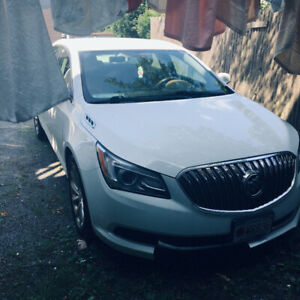 2014 LOW KM BUICK LACROSSE TRADE OR SELL