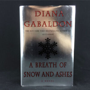 Signed A Breath Of Snow And Ashes Book 6 Outlander Gabaldon HC