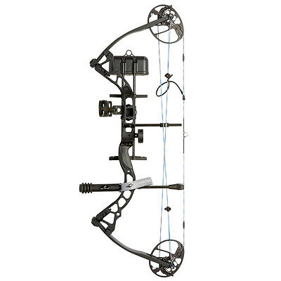 2017 Diamond Infinite Edge Pro Compound Bow Package Black Right Hand 5-70 lbs