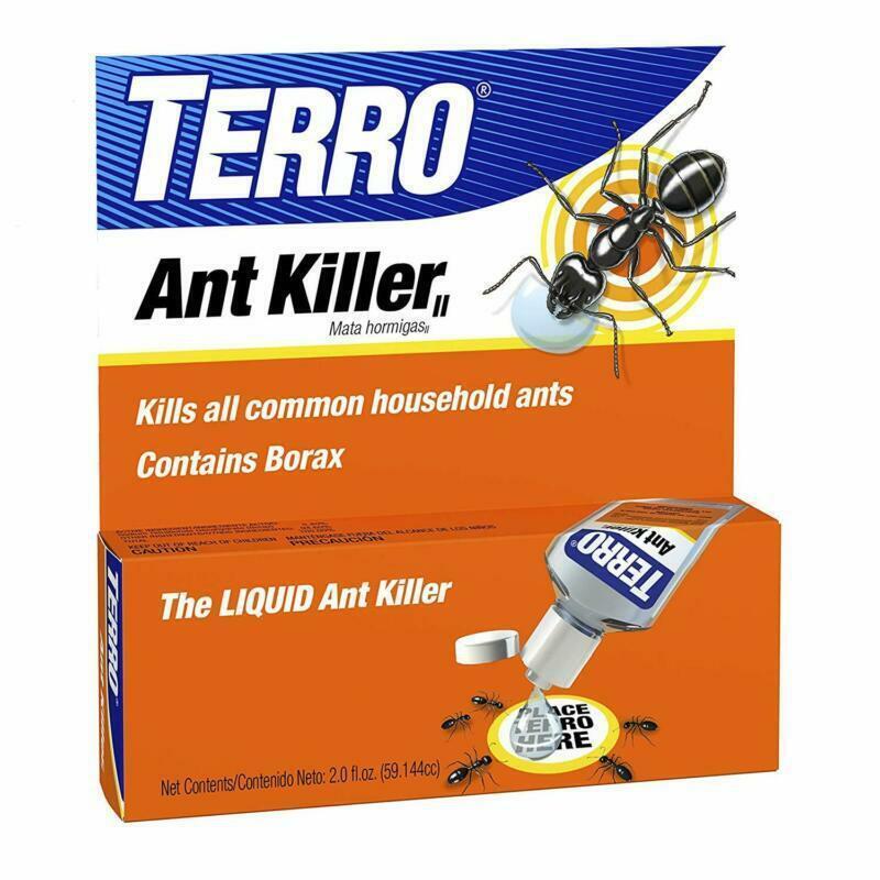 US Terro 2 oz Liquid Ant Killer ll T200 Bait Pest Bug Contro