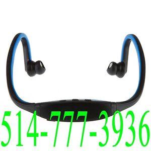 Écouteur + Micro Bluetooth Headset Earphone For Cellphone et PC