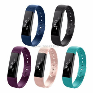 Bluetooth Fitness Tracker (Android & IOS Compatible)