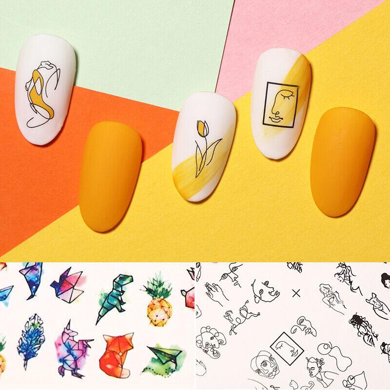 Nail Stickers Nail Art