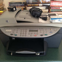 HP All In One 6100 - Copy/Print/Fax/Scan