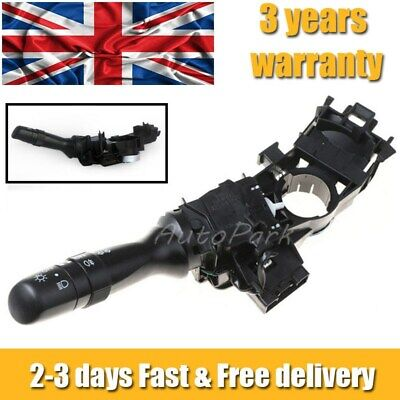 For Peugeot 107 & Citroen C1 Indicator Light Switch / Stalk 6253A0 UK 8