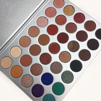 New 2017 Limited Edition Jaclyn Hill x Morphe 35 Colors Eye shadow Palette US