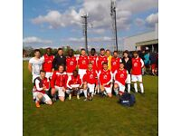 Men's 11 aside League football seeks new players (Sunday mornings - South/Central London)