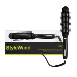 Professional Style Wand -Straightens/Curls Hair With Less Damage