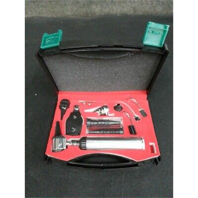 Adc Proscope Complete Diagnostic Instrument 2.5v Set Fitted Case