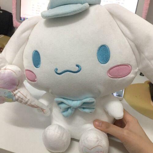 27CM Big White Dog Cinnamoroll Plush Toys Stuffed Animal Soft Doll