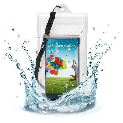 iPhone 4/4S/5/5S/6/6Plus Metall Wasserdicht Handy Tasche Schutz Hülle Cover
