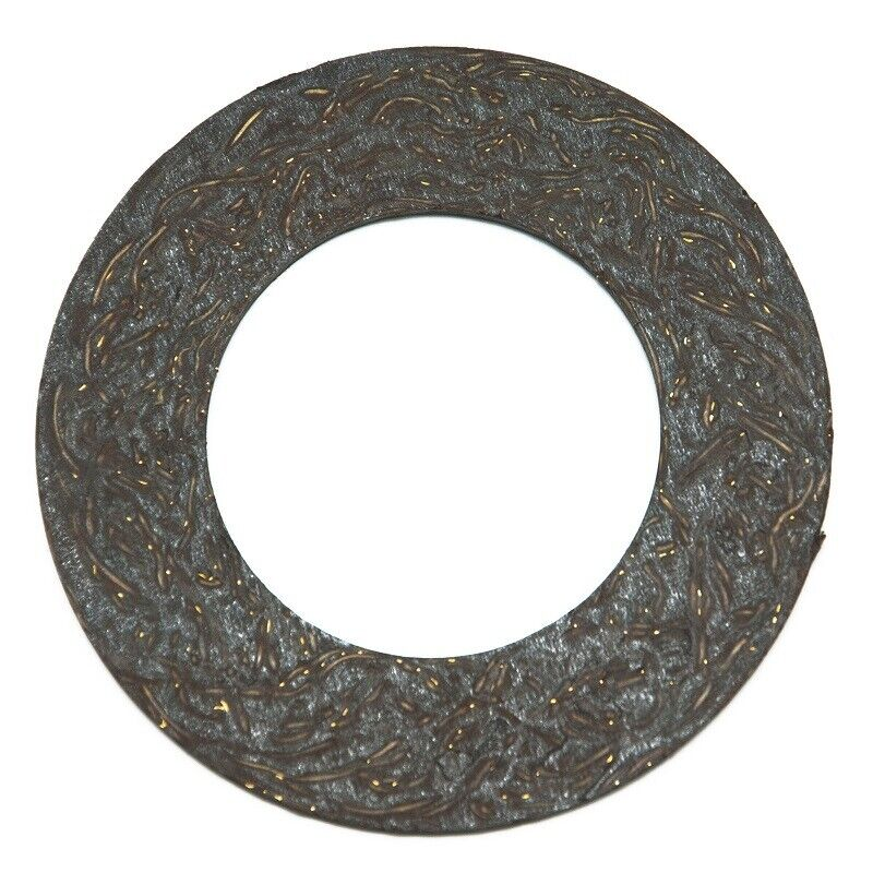 """2 of Slip Clutch Friction Disc Plate ID 3"""" w/ 6.5"""" OD & Thickness of .125"""""""