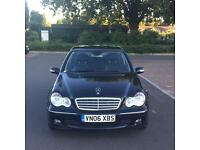 Mercedes-Benz C230 2.5 7G-Tronic 2006MY Elegance SE Petrol and LPG KIT,Leather.