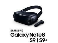 Samsung Gear VR Headset 2017 with Controller SM-R325 for Galaxy Note 8/S9+ Plus