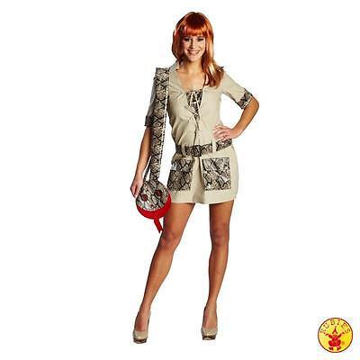 RUB 13717 Damen Kostüm Fasching Safari Dschungel Tropen Jäger Wilderer - Dschungel Kostüm Damen