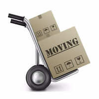 Joe's Ontario and Quebec Movers (Email or Text at 613-762-6468)