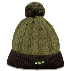 eeb85d15290 ESP Olive black Bobble Hat - ETBH002 for sale online