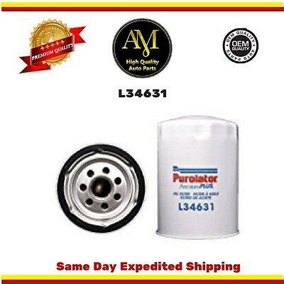 L34631 Oil Filter Chevrolet Express 1500 Savana 3500 C3500HD C2500 6.5L 7.4L