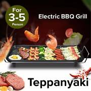 Electric BBQ Grill Teppanyaki Tough Non-stick Surface Hot Plate Melbourne CBD Melbourne City Preview