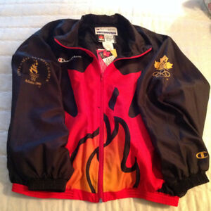 Champion 1996 Official Olympic Warm Up Suit