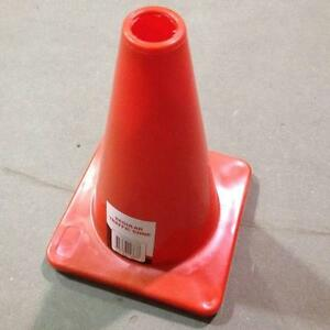 SPORTS TRAFFIC SAFETY CONES WITCHES HATS 300MM 30/45cm RED ORANGE Sylvania Sutherland Area Preview