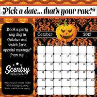 Have a week-long Scentsy party without having to clean!!