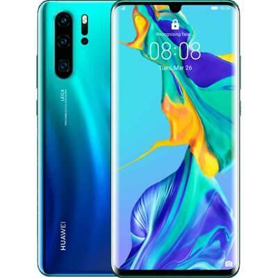 Huawei P30 Pro 4G 128GB 8GB RAM Dual SIM aurora blu 24mesi garanzia Italia europ