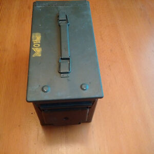 Surplus Ammo Cans