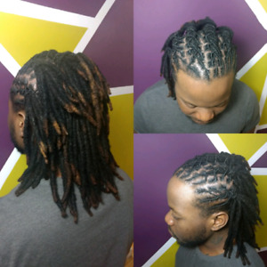 Braids, crochet, dreads and more!