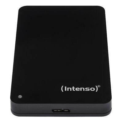 Intenso Memory Case 4TB 2,5 Zoll USB 3.0 externe Festplatte schwarz NEU