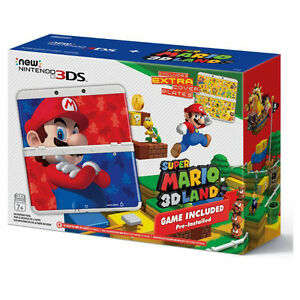 Brand New: Nintendo 3DS Super Mario 3D Land Edition
