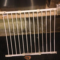 Wall Mount Baby Gate