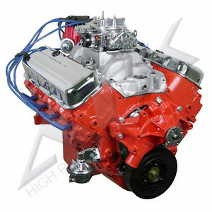 Moteur Chevrolet Big Block Engine 415hp Motor BBC 454