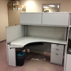 Used Steelcase* Workstations
