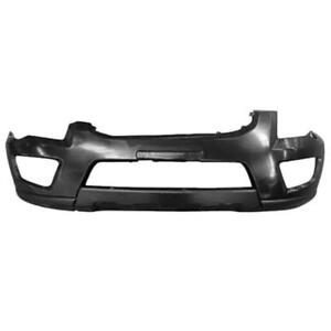 New Painted 2009 2010 Kia Sportage Front Bumper