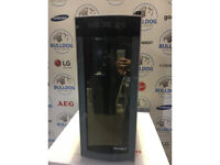 Husky HUS-HN6 Reflections Slimline Drinks Cooler - Black