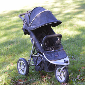 Valco Baby Tri-Mode Stroller - MINT condition