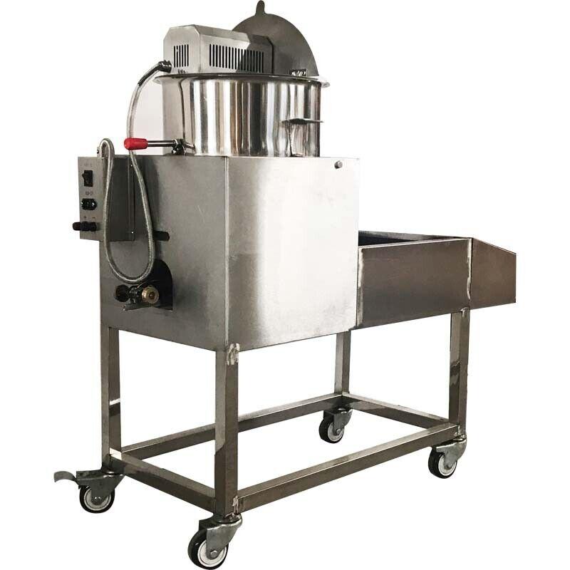 Semi-automatic Gas Electric Giant Popcorn Machine Original T
