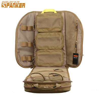 Large First Aid Backpack Outdoor Medical Rucksack Molle Bag Travel Military