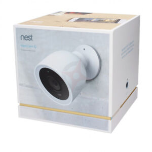 Nest Cam IQ Wi-Fi Outdoor-Brand new out of box!!