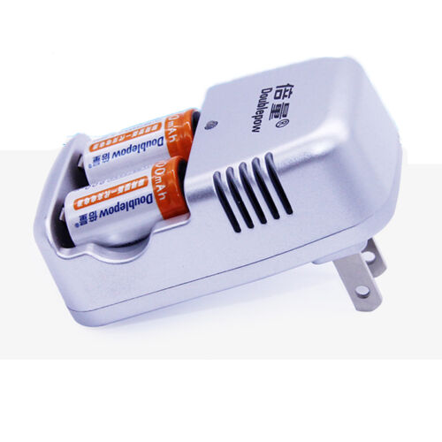 2 x Rechargeable CR2 CR-2 15270 200mAh Battery+Quick Charger For Rangefinder W1