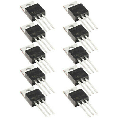 10pcsset Irf3205 Irf3205pbf Fast Switching Power Mosfet Transistor T0220 Kit