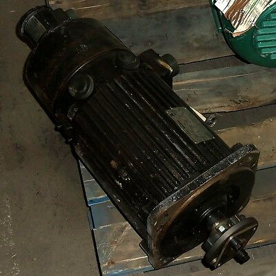 Yaskawa Electric 1000rpm 145v 16.682a Hicup Motor Ughmed-20-tm94 Pzb