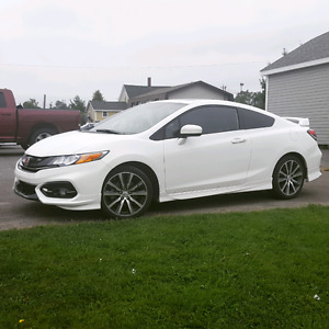 2015 Honda Civic Si Coupe HFP Package